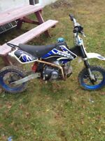 KONKER DIRT JUMPER FOR PARTS
