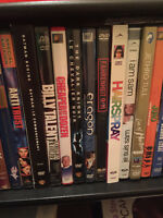 DVDs - $3 each or 5 for $10