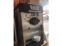 Soft ice-cream machine