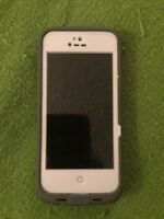 iPhone 5 with life proof case