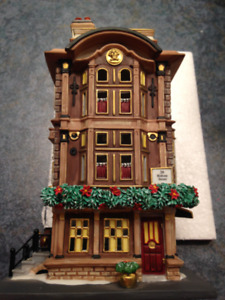 DEPARTMENT 56 - DICKENS - THE CANADIAN PUB #58716 - H 84