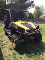 2012 Can-Am Commander 1000x