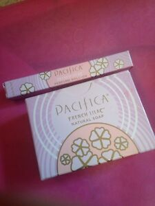 Pacifica French LILAC soap & rollerball perfume