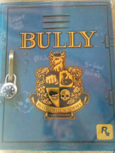 Special Edition PlayStation 2 game BULLY