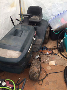 Craftsman Lawn Tractor for sale