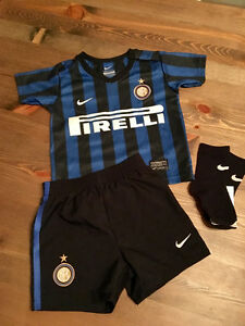 Nike 3-6 mos soccer outfit