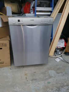 USED BOSCH DISHWASHER FOR SALE