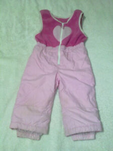 Columbia Girls Snow Pants 24 months
