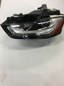 Head Light 2012 Audi A4