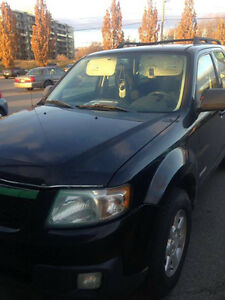 2008 Mazda Tribute SUV, Crossover Kitchener / Waterloo Kitchener Area image 1