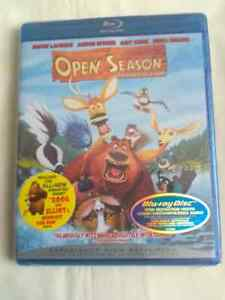 Open Season HD Blu-ray Movie London Ontario image 1