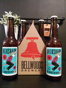 Bellwoods Blackberry Milkshark