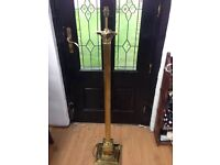 Lamp solid brass and more