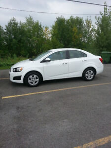 Chevrolet Sonic 2013 6300$