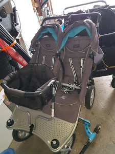 Valco tri mode due with Joey seat
