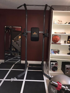 A Bunch of Gym Equipment