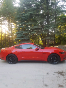 2017 Ford Mustang GT 5.0 - Trades
