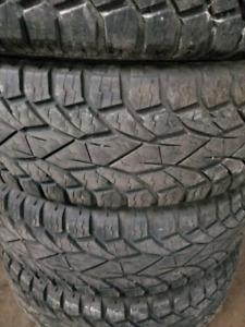 Lt265/75R16 tires
