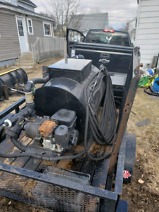 Driveway sealing unit for sale or trade