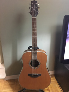 Takamine Acoustic Guitar - never used