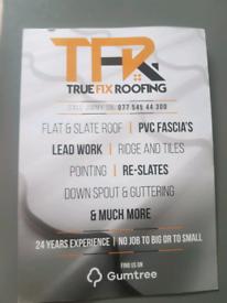 Roofing true fix