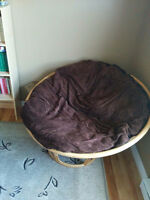 Funky Comfy Reading Chair