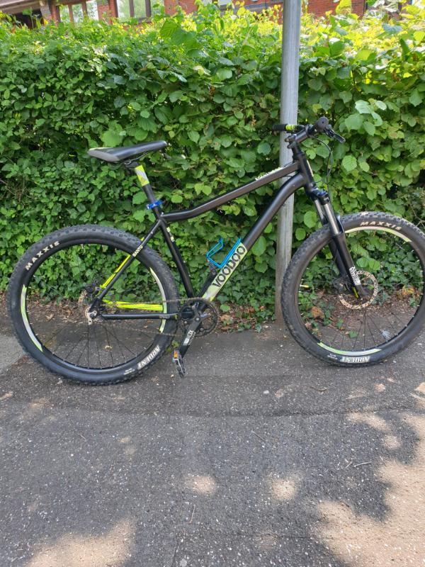 Voodoo bantu 27 5 wheels single speed mountain bike   in Exeter, Devon    Gumtree