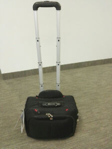 "Brand New 16"" Business Bag w/ trolley"