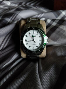Lacoste Stainless Steel watch