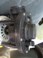 Pool or jacuzzi pump(excellent condition)