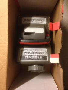 Electrical Breakers/ switches for sale