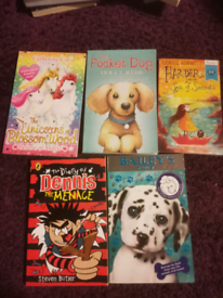 Book Bundle for 7+