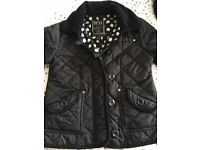 Girl next Barbour style jacket