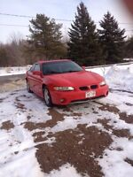 99 Grand Prix GTP SUPERCHARGED REDUCED FOR QUICK SALE
