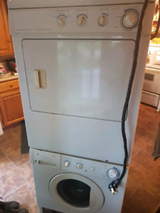 Frigidaire Stackable Dryer Set