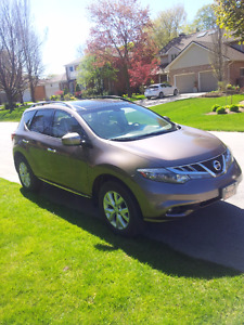 2012 Nissan Murano SL LIMITED SUV, Crossover AWD LOADED