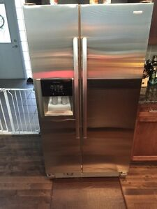 Kenmore Coldspot Stainless Steel Side-by-side Fridge