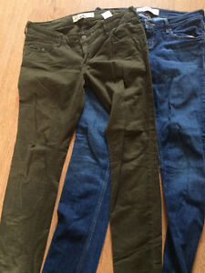 Hollister pants and jeans