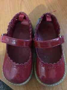 Gymboree Red Mary Janes size 5