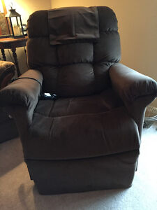 Lift Chair (Used one day only... virtually new)