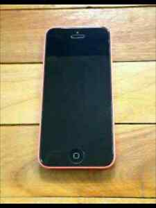 IPHONE 5C PINK FIDO/ROGERS