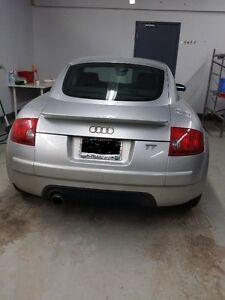2003 Audi TT Coupe (2 door)