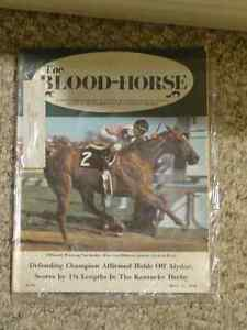 Blood Horse Magazines - triple crown issues etc Strathcona County Edmonton Area image 8
