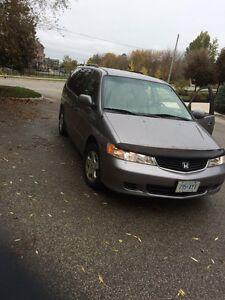 2000 Honda Odyssey-Only $995 OBO Cambridge Kitchener Area image 3