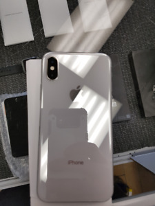 Brand new/Like new open box iPhone x – 64/256gb- Factory Unlocke