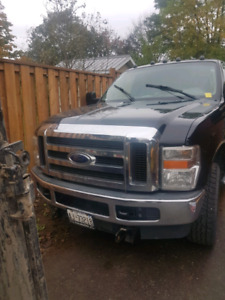 """2010 f350 and 8'6"""" v plow"""