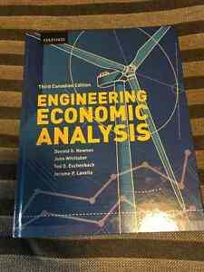 Engineering Economic Analysis Textbook