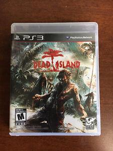 DEAD ISLAND PS3 ( Perfect Condition )