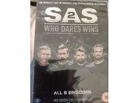 SAS 2 DVD new wrapped all 5 episodes