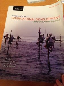 Intro to international development